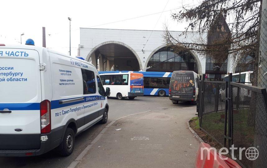 Архивное фото. Фото ДТП и ЧП | Санкт-Петербург | vk.com/spb_today.