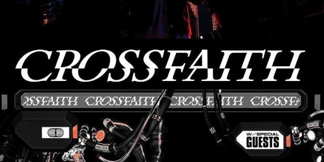5. Crossfaith.