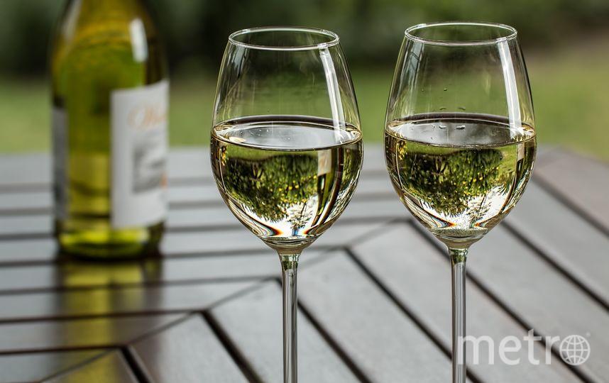 """Наиболее """"безвредным"""" алкогольным напитком респонденты считают вино (51%). Фото Pixabay"""