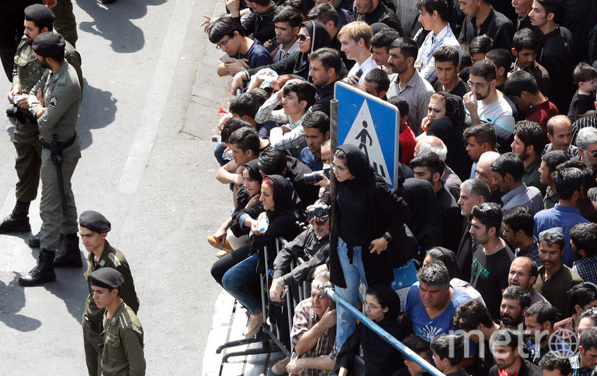 В результате атаки погибли от восьми до 10 человек. Фото AFP