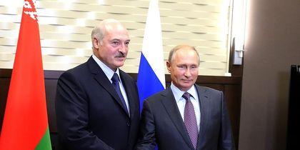 Лукашенко назвал переговоры с Путиным