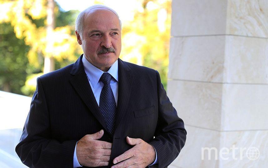Президент Белоруссии Александр Лукашенко. Фото kremlin.ru