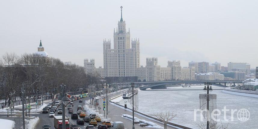 В Москве в ближайшее время может выпасть первый снег
