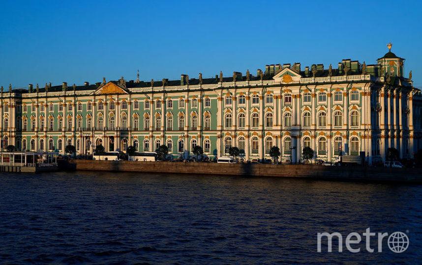 Рабочая неделя в Петербурге начнется с града. Фото Getty