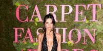 Звёзды блеснули нарядами на премии Green Carpet Fashion Awards в Милане