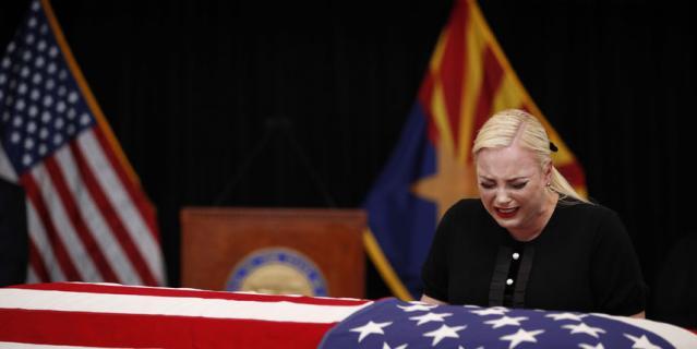 2. Смерть Маккейна.