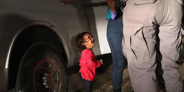 1. Арест мигрантов.