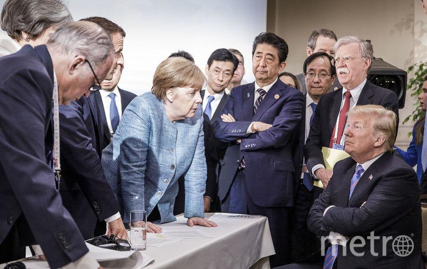 4. Лидеры. Фото Getty