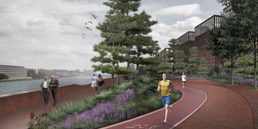 Как будет выглядеть новый парк
