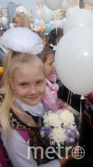 "Петрова Ольга. Фото ""Metro"""