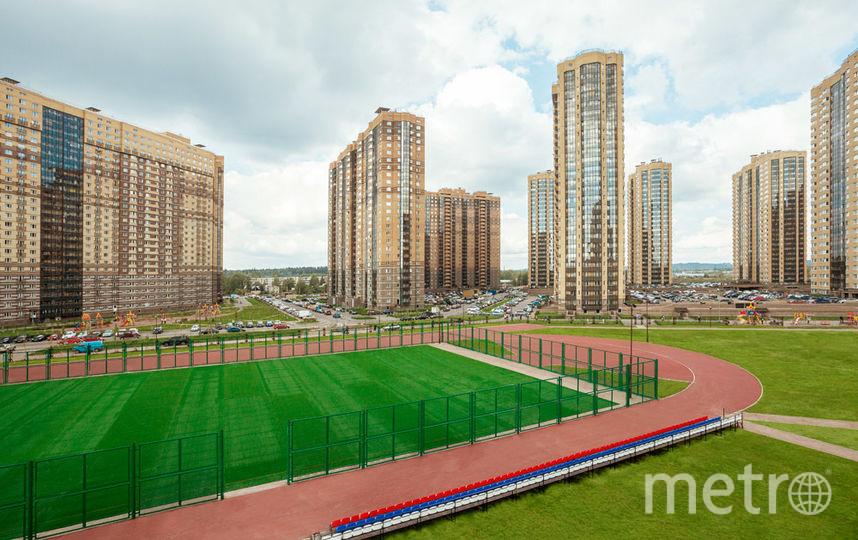 """Местоположение дома вносит самый большой вклад в стоимость квартиры. Фото Главстрой-СПб, """"Metro"""""""