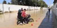 Сильный дождь стал причиной потопа в Тунисе: фото