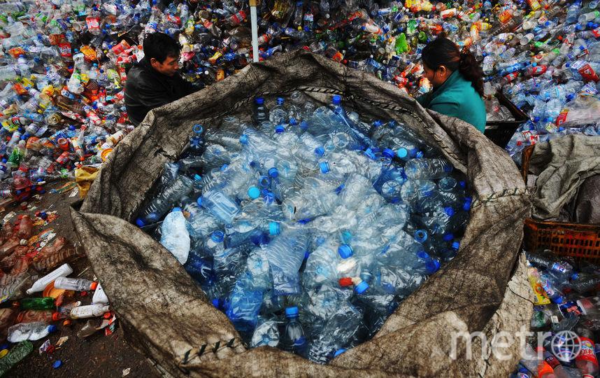 Петербуржцы встали на борьбу с мусоросжигающим заводом. Фото Getty