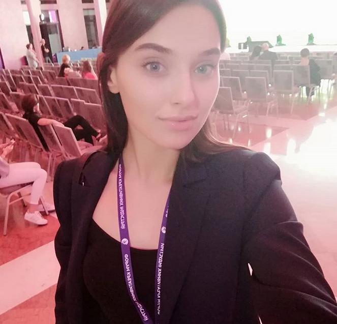 Вероника Дидусенко, фотоархив. Фото скриншот instagram@ veronika_didusenko/
