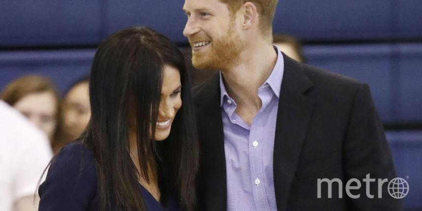 Счастливы вместе: Принц Гарри и Меган Маркл снова не сдержали чувств на публике