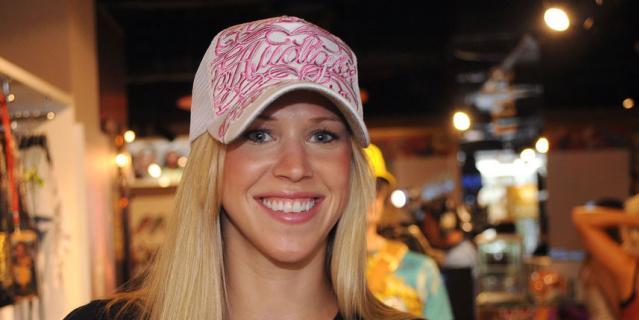 Виктория Принс, нынешняя супруга Кевина Федерлайна.