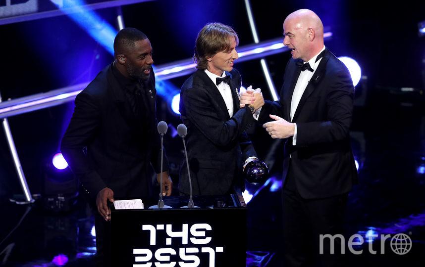 Месси занял только 5-е место вголосовании залучшего игрока года