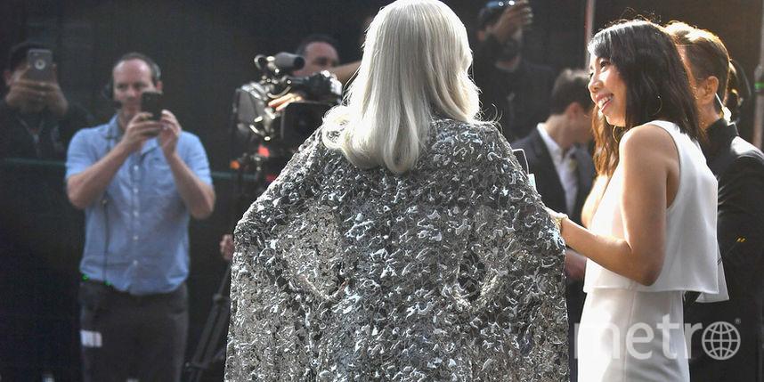 Шикарная Леди Гага вызвала фурор на премьере
