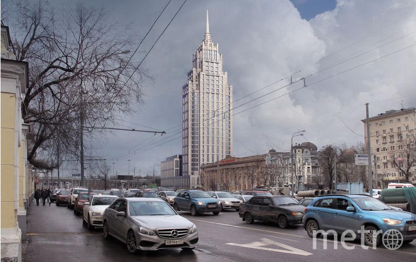 Проект комплекса. Фото alcongroup.ru