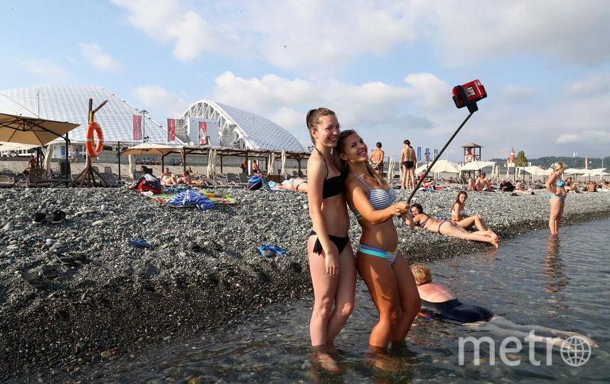 Краснодарский край принял больше всего российских туристов. Фото Getty