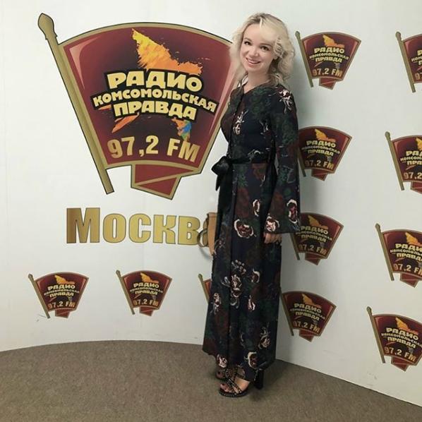 Виталина Цымбалюк-Романовская. Фото Скриншот Instagram: vitalinaromanovskaya