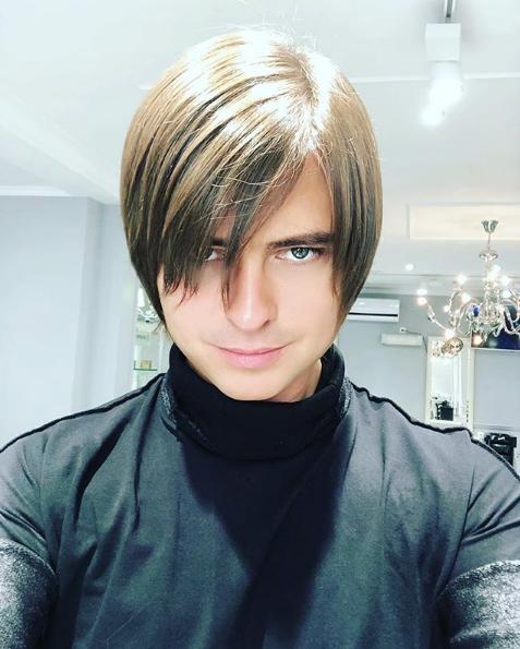 Прохор Шаляпин. Фото Скриншот Instagram: p_shalyapin