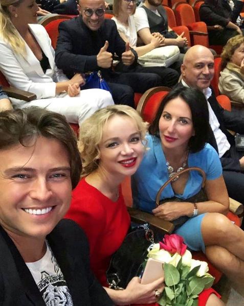 Виталина Цымбалюк-Романовская и Прохор Шаляпин. Фото Скриншот Instagram: p_shalyapin