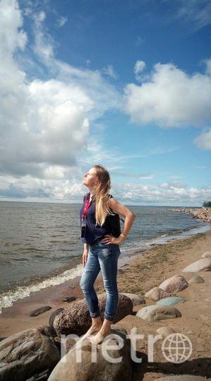 """Финский залив. Фото Анастасия Попова, """"Metro"""""""