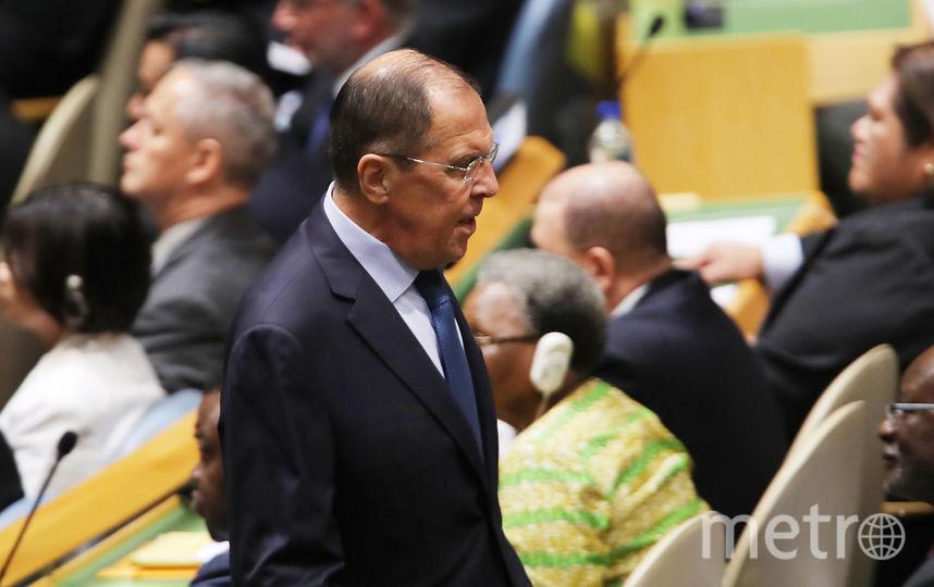 В Нью-Йорке проходит 73-я сессия Генассамблеи ООН. Россию представит Сергей Лавров. Фото AFP