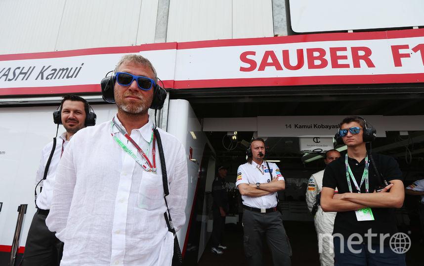 Абрамовичу отказали в виде на жительство в Швейцарии. Фото Getty