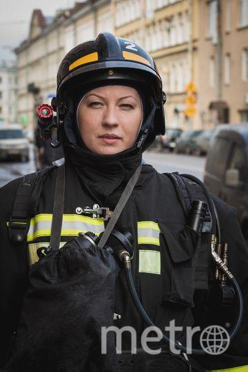 """Анна Шпенова была вынуждена уйти из пожарной части. Фото предоставлено  героями материала, """"Metro"""""""