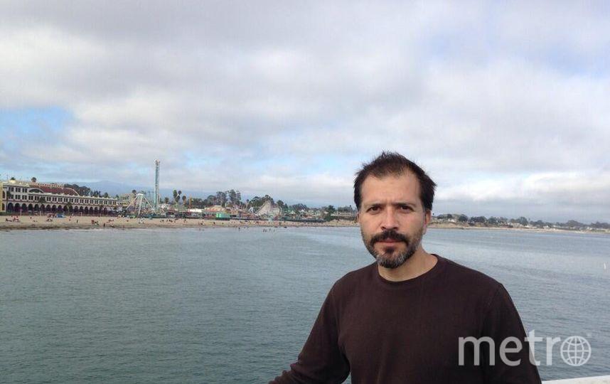 Актёр Пол Джон Васкес. Фото Twitter/PaulVasquez122