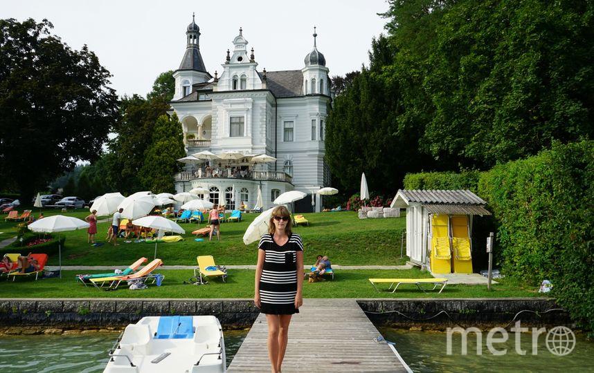 """Отпуск я провела на озере Вёртер-Зе, которое расположено на юге Австрии в Каринтии. Фото Волкова Мария, """"Metro"""""""