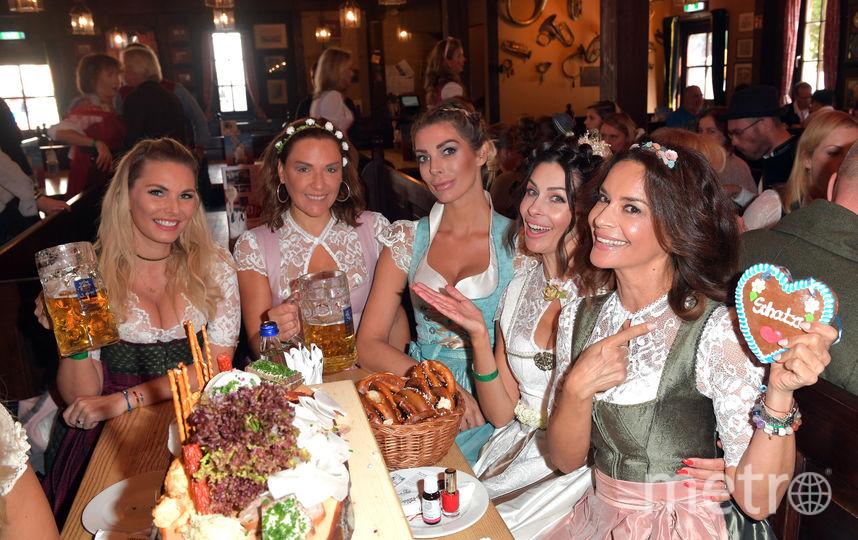 Праздник пива проходит весело. Фото Getty