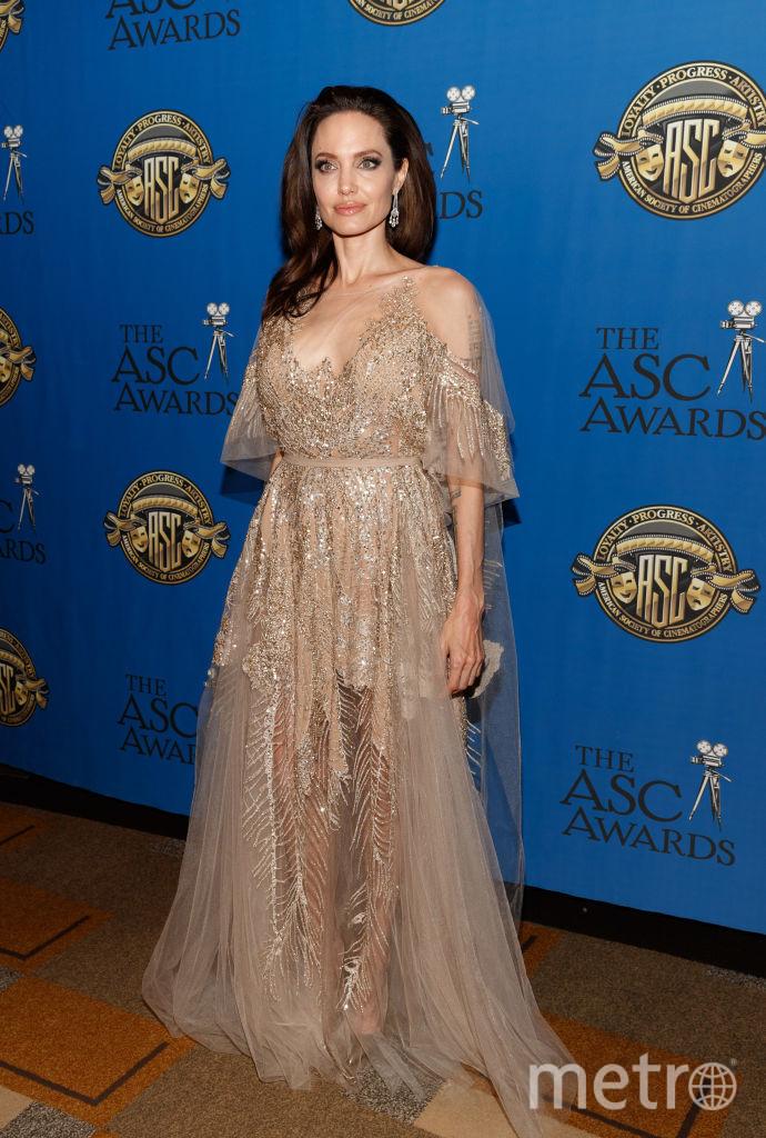Анджелина Джоли, фотоархив. Фото Getty
