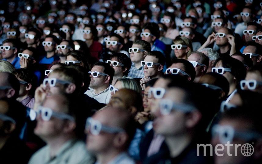 Российские подростки предпочитают поход в кино другим видам развлечений. Фото Getty