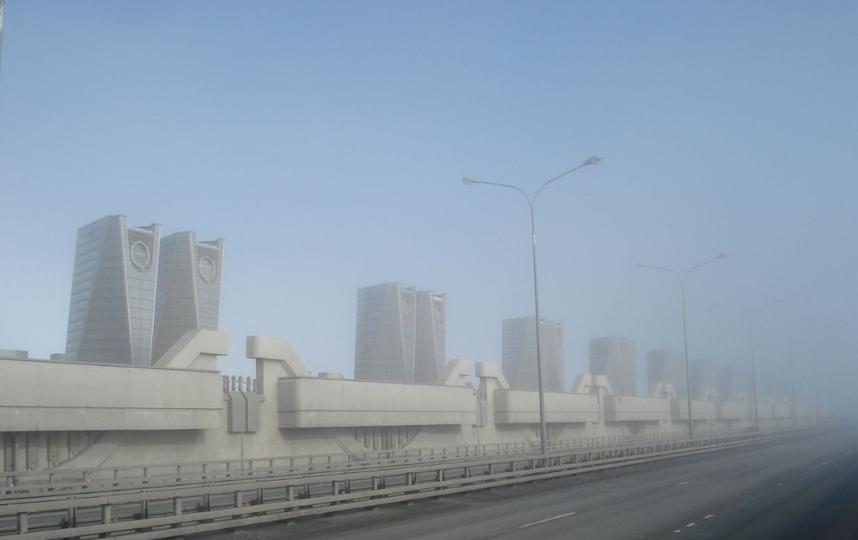 В Петербурге перекрыли дамбу из-за угрозы наводнения. Фото Wikipedia