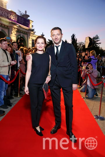 Виктория Толстоганова и Алексей Агранович. Фото Предоставлено организаторами