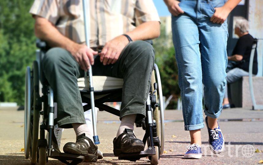 """Ранее отказаться от термина """"инвалиды"""" в России рекомендовал комитет ООН по правам людей с инвалидностью. Фото Pixabay"""