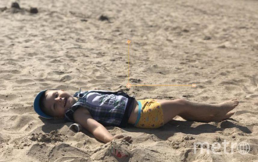 """Я на солнышке лежу. Фото Юлия, """"Metro"""""""