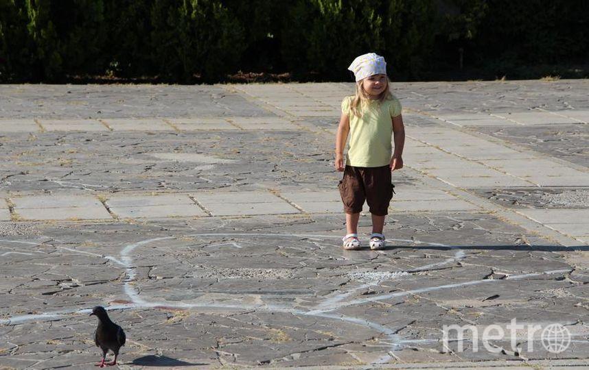 """Лето, все самое лучшее детям. Фото Юлия, """"Metro"""""""