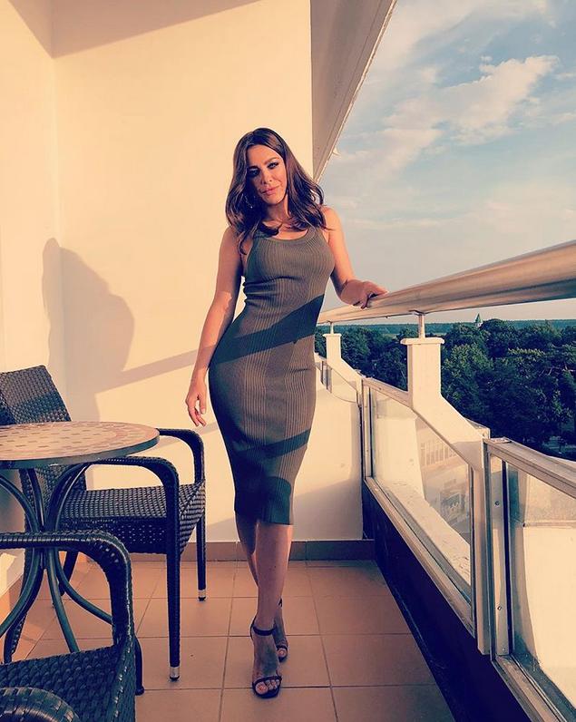 Ани Лорак сейчас, 2018. Фото Скриншот Instagram: @anilorak