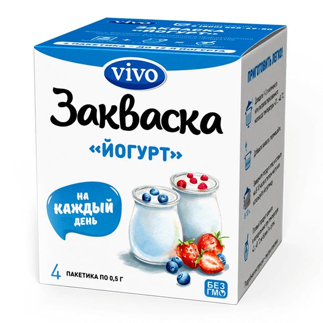 "Закваска ""Йогурт"". Фото zakvaski.com"