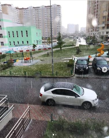 Град в Москве. Фото Instagram/liubov_aver
