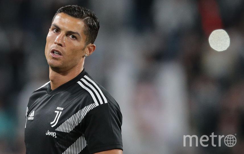 Роналду сыграет против своего бывшего клуба. Фото Getty