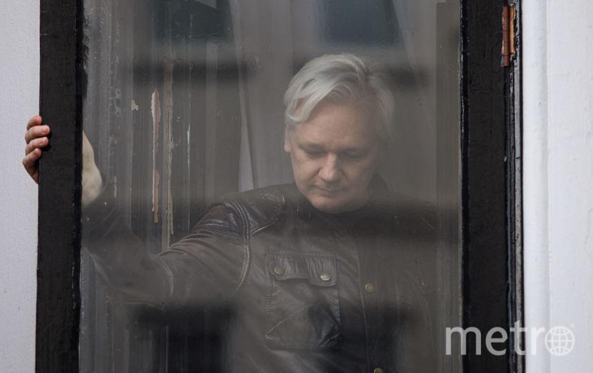 Джулиан Ассанж покинул пост главного редактора WikiLeaks. Фото Getty