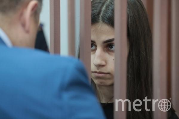 Ангелину Хачатурян отпустили из СИЗО. Фото РИА Новости