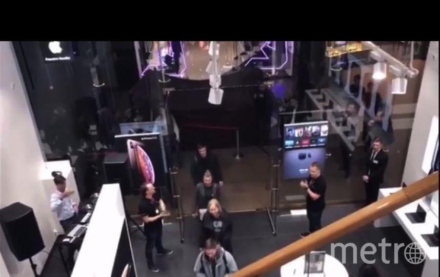 Фрагмент видео.