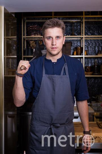 Влад Корпусов, шеф-повар. Фото Предоставлено героем