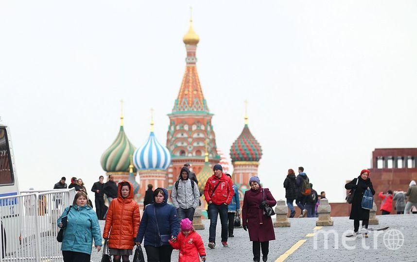 Какая погода ждёт Москву в выходные 29 и 30 сентября. Фото Василий Кузьмичёнок